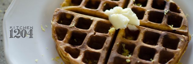 Buttermilk Winter Squash Waffles or Pancakes