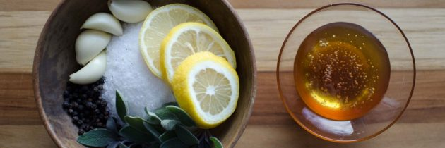 Lemon + Herb + Honey Poultry Brine