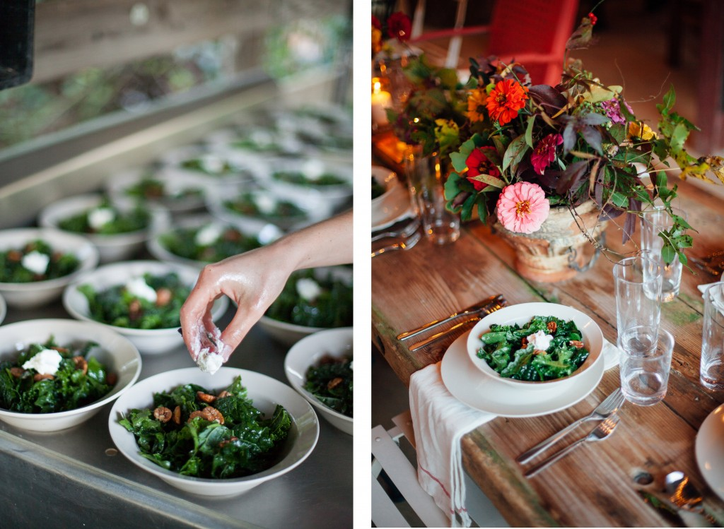 Skylight Farm Dinner for Wholesome Wave Georgia | Kitchen 1204