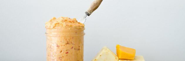 Three Cheese Pimiento Cheese